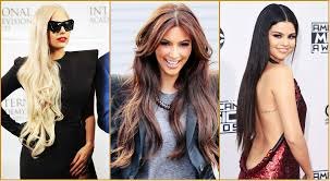 spectacular celebrity long hairstyles hairstyles 2017 hair