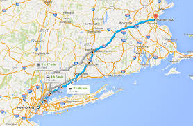 Calculate Tolls Google Maps Boston To New York The True Cost Of Driving
