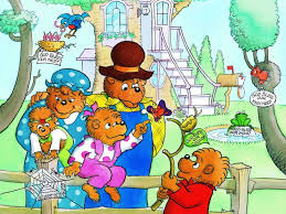 berenstien bears god bless our home the berenstain bears children s puzzles