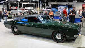 1969 dodge charger custom ring brothers 1969 dodge charger defector sema 2017 photo gallery