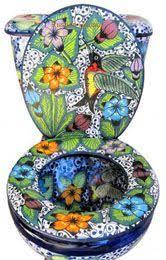 Decorated toilet Seat Jaiainc