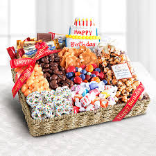 birthday gift delivery birthday festive feasting snack tray my wish list
