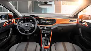 volkswagen california interior volkswagen reveals 2018 polo and polo gti the drive