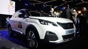 peugeot cars peugeot 3008 is 2017 european car of the year