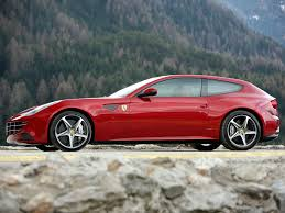 ferrari hatchback coupe ff 1st generation ff ferrari database carlook