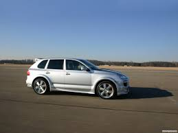 Porsche Cayenne 955 Tuning - 3dtuning of porsche cayenne facelift crossover 2007 3dtuning com