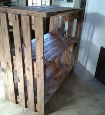 Upcycled Console Table Spice Rack From Upcycled Pallet Pallet Ideas 1001 Pallets