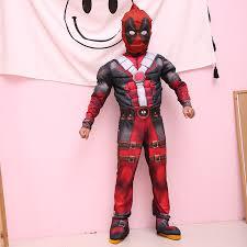 Deadpool Halloween Costume Buy Wholesale Deadpool Halloween Costumes China