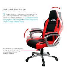 fauteuil de bureau racing chaise de bureau racing siege fauteuil de bureau racing pas cher
