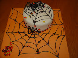 halloween spider web cake my first fondant halloween cake random thoughts reviews