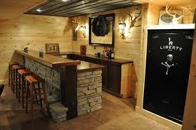 rustic basement ideas rustic finished basement ideas tl homes