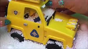 feuerwehrmann fireman sam episode venus fire truck surprise egg