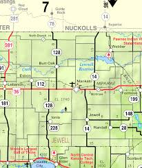 Map Of The State Of Kansas by Mankato Kansas Wikipedia