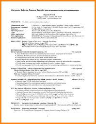 Copy Of Resume Template 10 Scientific Resume Template Writing A Memo