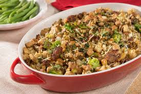 italian whole grains country stuffing birdseye