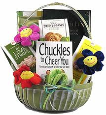 feel better soon gift basket cheer up and get well soon gift basket for women