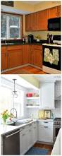 Kitchen Cabinets Open Shelving Kitchen Renovation Reveal Resources Jenna Burger