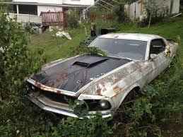 mustang salvage yard 1969 mustang s in the cars