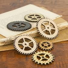 Wooden Gear Clock Plans Free Download by Wood Embellishments Gear