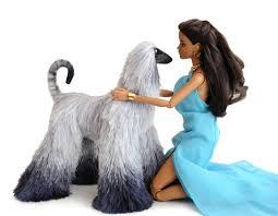afghan hound owner reviews afghan hound miniature dog cute plush toy barbie dolls pet
