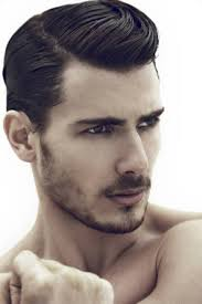 men hairstyles with part on side traditional men u0027s haircut with