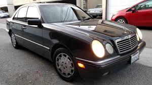 1999 black mercedes e320 black condition 2nd owner