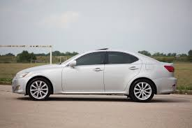 lexus car 2006 lexus is 250 for sale heated ventilated seats and sunroof u2014 used