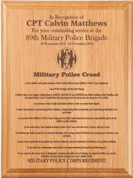 retirement plaque wording army creed retirement plaques