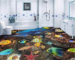 popular fish wall murals buy cheap fish wall murals lots from wdbh custom mural 3d flooring picture pvc self adhesive wallpaper dolphins and fish home decor painting