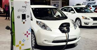 nissan leaf federal tax credit without government subsidy electric car sales crash in georgia