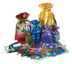 drawstring gift bags kringle express 50 e z drawstring gift bag set