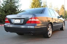 2006 lexus ls 460 lexus ls430 2005 ls 430 sport suspension grey low mi ls460 2004