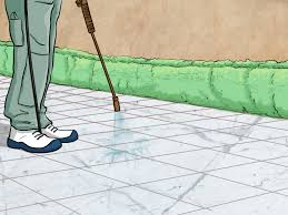 Patio Scrubber by 3 Ways To Clean Concrete Patio Wikihow