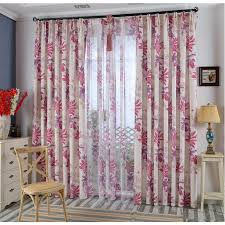 Lavender Blackout Curtains by European Leaf Striped Blackout Curtain