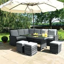 Roma Corner Sofa Outdoor Rattan Garden Furniture U2013 Exhort Me