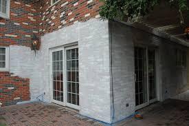 emejing painting exterior brick contemporary interior design