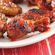 cuisiner des ailes de poulet ailes de poulet sauce barbecue à la bière recettes cuisine et