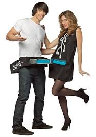 Halloween Costumes Adam Eve 13 Awkward Couples Costumes Hope Don U0027t