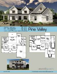 Modern Farmhouse Floor Plans Pine Valley Story House Modern Farmhouse And Porch