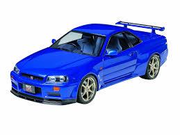 nissan skyline paint codes amazon com tamiya 1 24 sports car model building kits no 210