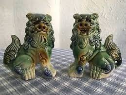 images of foo dogs vintage japanese foo dogs for sale only 4 left at 60