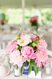 Flowers And Friends - family and friends helped create the flower arrangements for