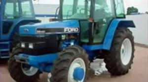 ford 5640 6640 7740 7840 8240 8340 tractor service repair shop
