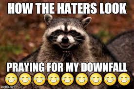 Praying Memes - evil plotting raccoon meme imgflip