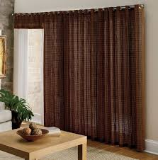 Nice Living Room Curtains Naturally Warm Brown Living Room Curtains Abpho