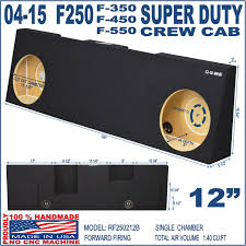 nissan altima coupe subwoofer box 04 15 ford f250 super duty crew cab sub box subwoofer enclosure