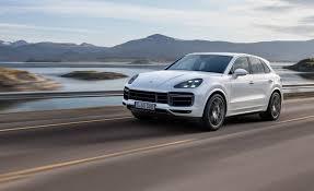cayenne porsche turbo 2017 porsche cayenne s e hybrid test review car and driver