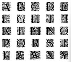 bibliodyssey ornamental typography revisited