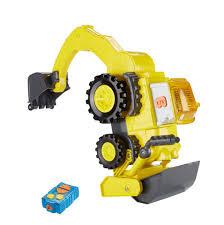 bob the builder r c super scoop talking motorized vehicle toys