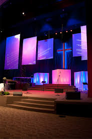 church stage lighting design many concepts used in church stage